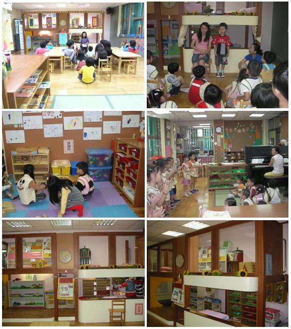 配合教學活動多元規劃空間