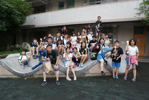 臺北市106年度青年盃毽球錦標賽成績