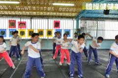 學習成果展現-體操健健美